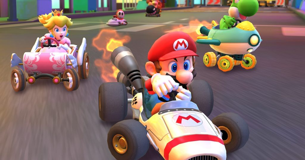 Upcoming Characters In Mario Kart Tour
