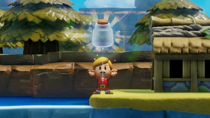 Where To Get A Jar In Link S Awakening
