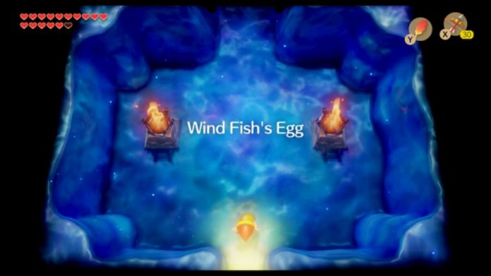 Link S Awakening Wind Fish S Egg Puzzle Solution